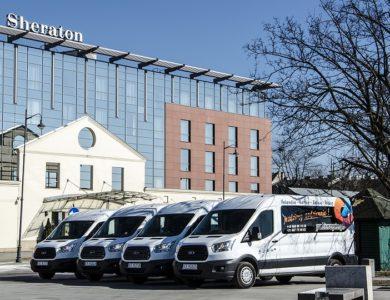 flota busów po europie